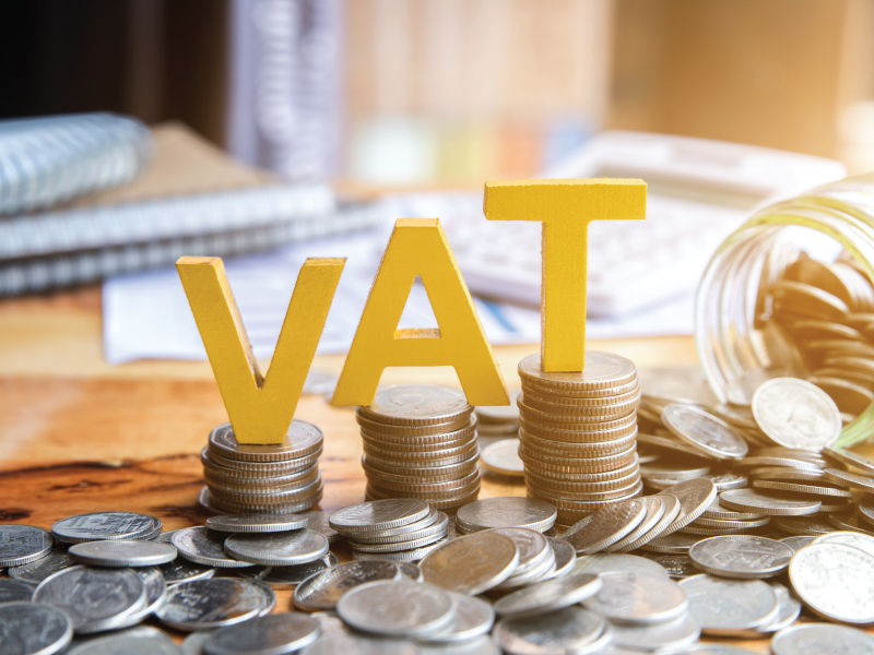 Do suppliers of zero-rated and exempt supplies charge VAT?